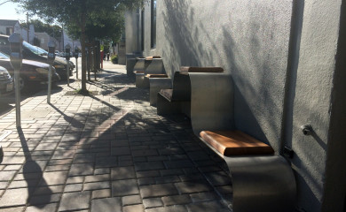 Burrows Street Pocket Park